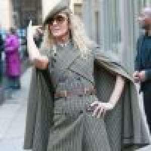 Céline Dion : Looks improbables et retrouvailles avec Pepe Munoz