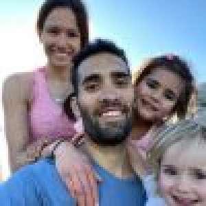Martin Fourcade, sa femme et ses filles : magnifique (et rare) photo de famille
