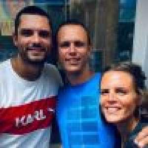 Laure Manaudou : Retrouvailles avec ses frères à Marseille après