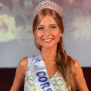 Miss France 2021 : Noémie Leca est Miss Corse 2020