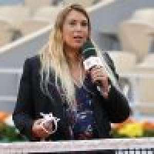 Marion Bartoli enceinte à Roland-Garros : retrouvailles avec son amie Serena Williams