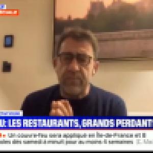 Couvre-feu : Michel Sarran