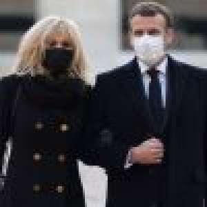 Emmanuel Macron fête ses 43 ans, un anniversaire bien morose sans Brigitte