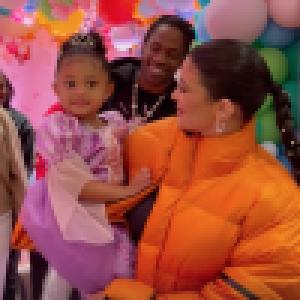 Kylie Jenner et Travis Scott : Fête d'anniversaire grandiose pour les 3 ans de leur fille Stormi