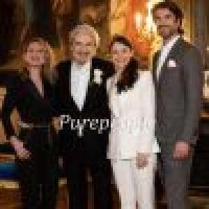 Serge Lama en couple avec Luana quand il était marié à Michèle, une situation acceptée par les deux femmes