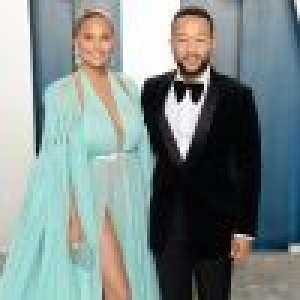 Chrissy Teigen : Avec son mari John Legend ils ont fait l'amour dans un lieu improbable...