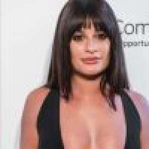 Lea Michele : Tendre photo avec bébé et son mari pour une date spéciale