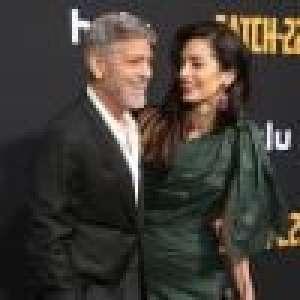 George Clooney : Fou amoureux d'Amal, l'acteur est convaincu d'avoir