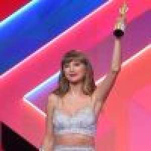Taylor Swift, son ex Harry Styles, Dua Lipa : Les stars sortent le grand jeu aux Brit Awards
