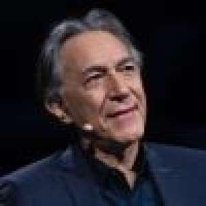 Richard Berry en deuil : première sortie publique...