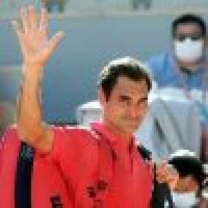 Roger Federer abandonne à Roland-Garros : grosse déception, le champion positive