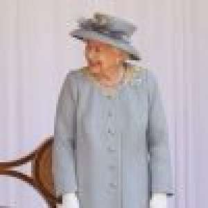 Elizabeth II très enjouée à sa parade anniversaire, elle se laisse emporter par la musique !