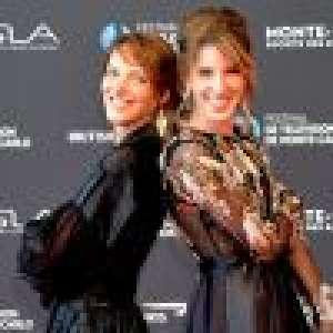 Léa François et Élodie Varlet (Plus Belle la Vie) : Le glamour en robes fendues à Monte-Carlo