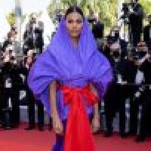 Cannes 2021 : Tina Kunakey avec un look très original, une actrice révèle sa grossesse