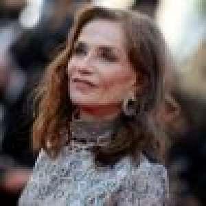 Isabelle Huppert : Son petit-fils Gabriel, véritable star du Festival de Cannes !