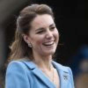 Kate Middleton : Nouvelle photo bucolique de la princesse Charlotte