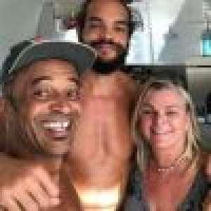 Yannick Noah avec sa première femme Cécilia : parenthèse heureuse à Hawaï