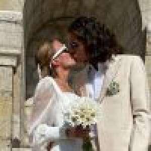 Pierre-Hugues Herbert marié à Julia : union après 7 ans d'amour et un enfant