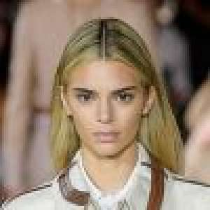 Kendall Jenner blonde, elle change de tête pour la Fashion Week de Londres
