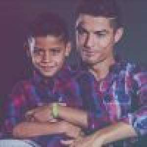 Cristiano Ronaldo : Son fils fait tout comme lui !