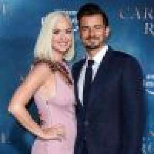 Katy Perry enceinte d'Orlando Bloom : elle dévoile sa grossesse en vidéo !