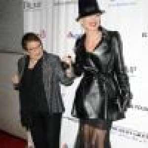 Sharon Stone en larmes : Sa