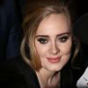 Adele très amincie et méconnaissable : rare apparition pour célébrer ses 32 ans