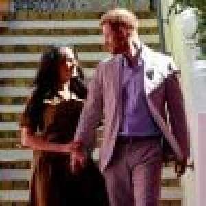 Meghan Markle : Ce joli cadeau offert à Harry pour leur anniversaire de mariage