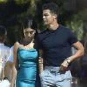 Cristiano Ronaldo : Dîner arrosé avec sa chérie, la divine Georgina Rodriguez