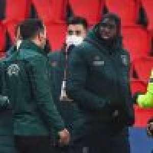 PSG - Basaksehir : Demba Ba à l'origine de la révolte, suivi par Kylian Mbappé et Neymar