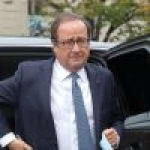 François Hollande blessé par un humoriste :