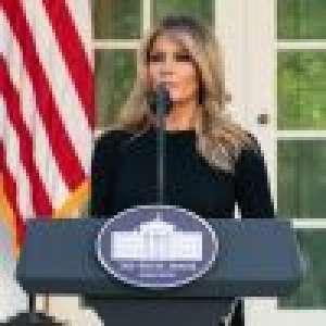 Melania Trump : Silencieuse sur les incidents au Capitole, ses collaborateurs démissionnent