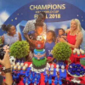 Blaise Matuidi papa : anniversaire de champion du monde pour Eden, 6 ans