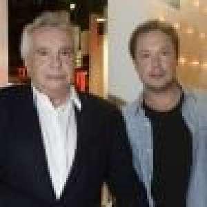Michel Sardou : Le petit tacle de son fils Davy qui fait de franches confidences