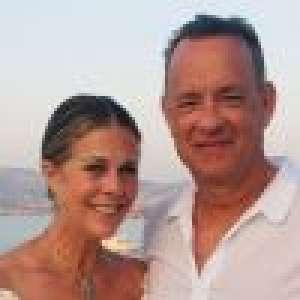 Tom Hanks fête ses 33 ans de mariage avec Rita Wilson : mots d'amour et jolie photo à deux