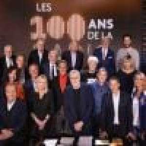 Laurent Ruquier, Elodie Gossuin, Jean-Jacques Bourdin... Photo culte pour les 100 ans de la radio