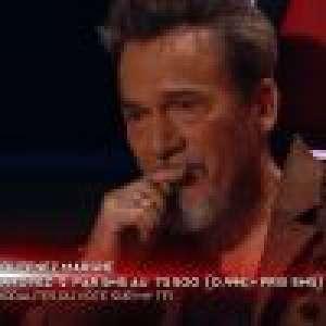 The Voice 2021 : Florent Pagny ému aux larmes par Marghe, moment touchant en finale