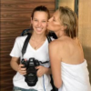 Estelle Lefébure : Messages d'amour à sa fille Ilona Smet pour son anniversaire