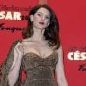 Frédérique Bel : Blessée sur un plateau par un acteur