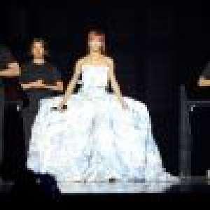 Bilal Hassani éblouissant en robe blanche, Lorie Pester change de look