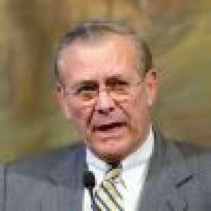 Mort de Donald Rumsfeld, l'ancien secrétaire à la défense de George W. Bush, à 88 ans