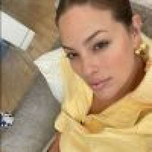 Ashley Graham enceinte de son 2e enfant : elle dévoile son ventre arrondi