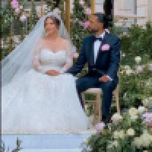Benoit Tremoulinas a épousé Aurore : mariage grandiose pour le footballeur... Les photos !