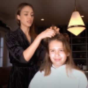 Jessica Alba : Maman en thérapie avec sa fille aînée Honor, 13 ans
