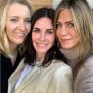 Courteney Cox, Jennifer Aniston et Lisa Kudrow (Friends) de nouveau réunies !