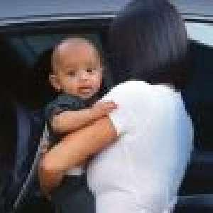 Kim Kardashian : Avec l'adorable Psalm, elle fait une grande annonce sur Kanye