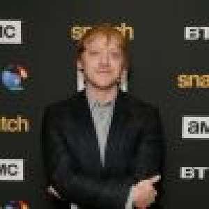 Rupert Grint : Ron d'Harry Potter est papa, sa compagne Georgia a accouché !