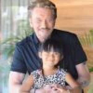 Jade et Joy Hallyday fêtent leur papa : jolies photos souvenirs et mots d'amour