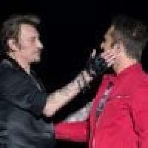 Johnny Hallyday déçu par son fils David : ce refus qui l'a rendu triste