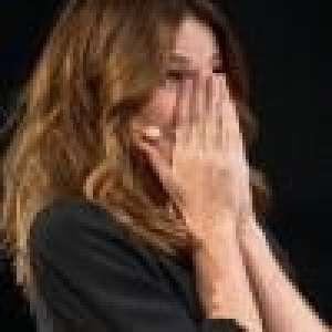 Carla Bruni-Sarkozy et Patrick Fiori émus aux larmes dans La Chanson secrète